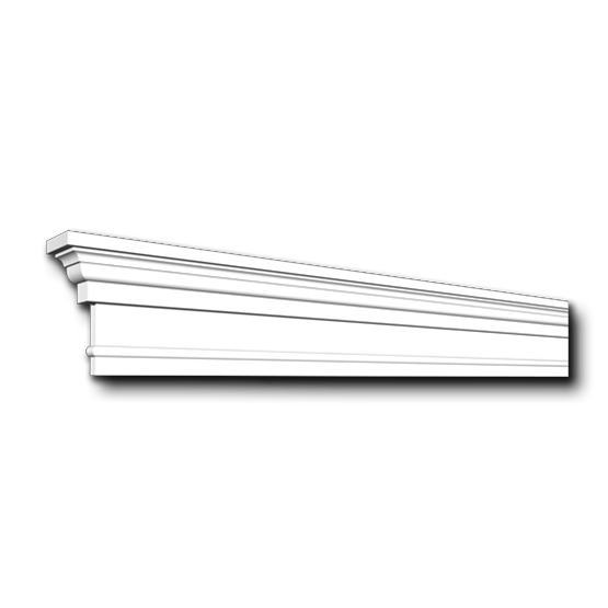 CORNICHE UNIE 87 7/8'' x 8'' x 4 1/2''